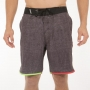 Jet Pilot Chris O'Shea Ride Shorts Rasta